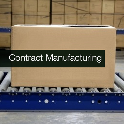 Contract research and manufacturing services